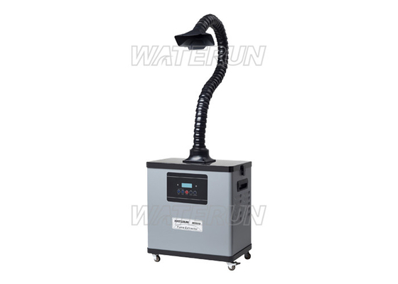 Mobile Portable Solder Fume Extractor for PCB Soldering High Efficiency 235m3/h